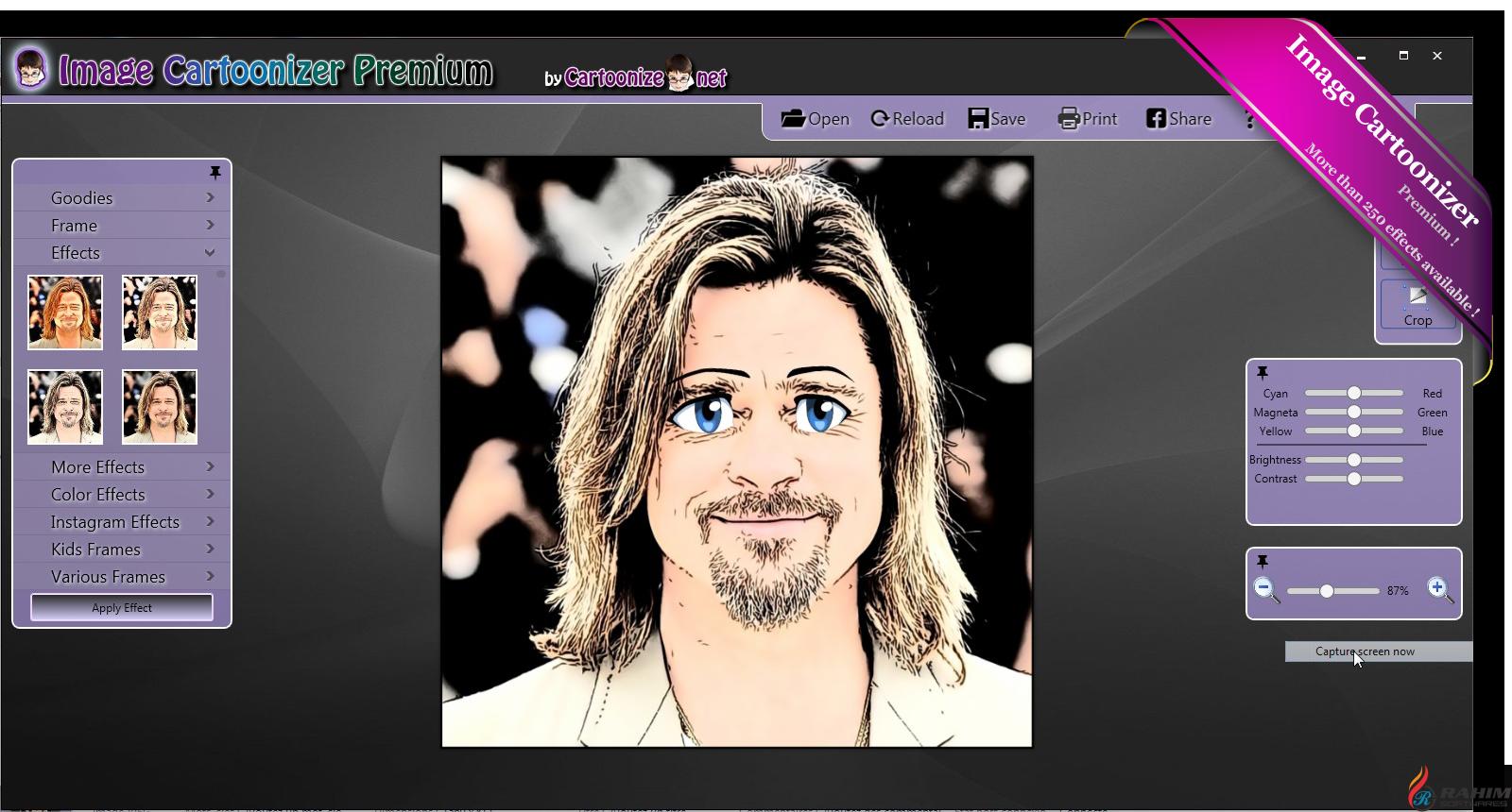 Image Cartoonizer Premium 1.9.4 Free Download