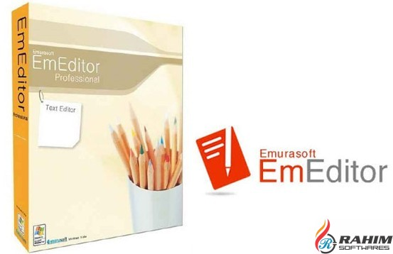 EmEditor Pro 17.2.0 Portable Free Download