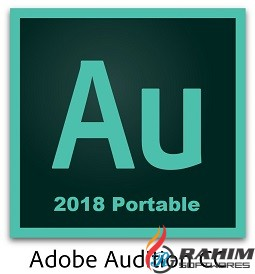 Adobe Audition CC 2018 Portable Free Download