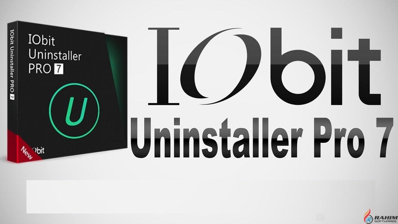 IObit Uninstaller Pro 7.1.0.19 Multilingual Portable Free Download