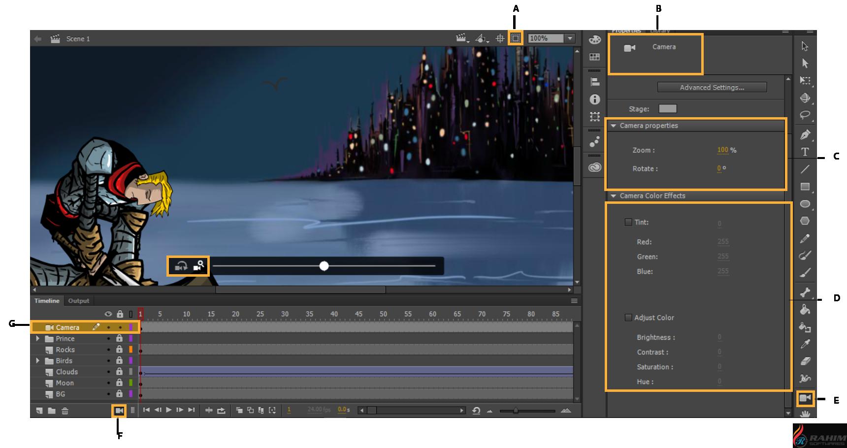 Adobe Animate CC 2018 Free Download