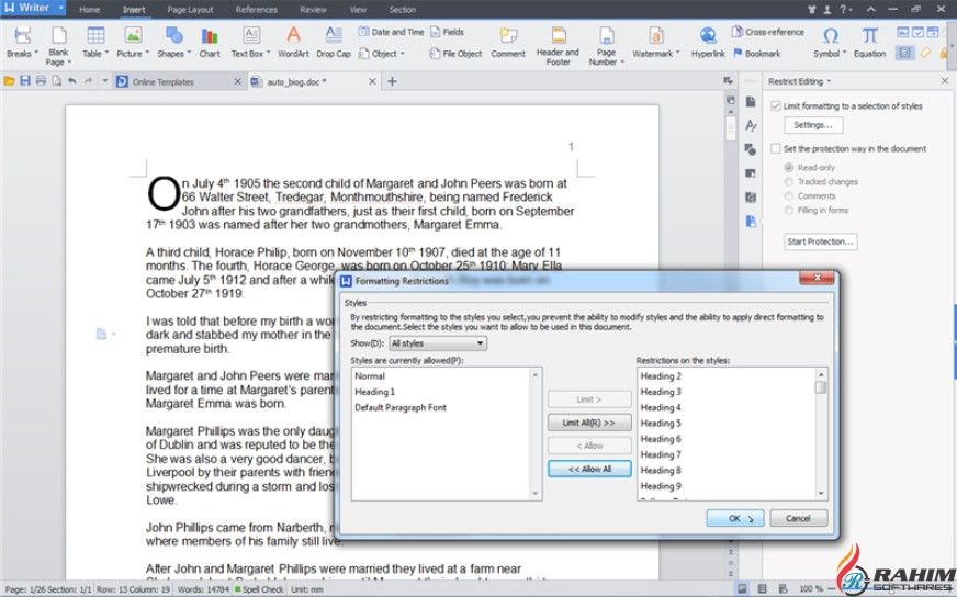 Kingsoft Office Suite 2013 Free Download