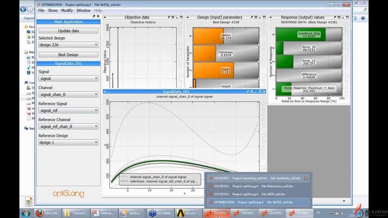 ANSYS OptiSLang 6 2 0 Free Download