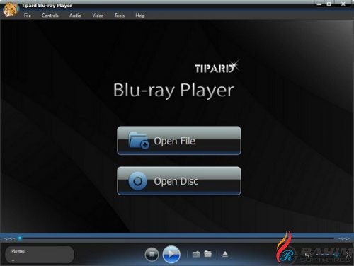 Tipard Blu-ray Player 6.2.8 Portable Free Download