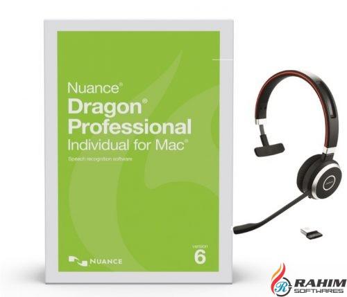 Nuance Dragon Professional Individual 6.0 Mac Free Download