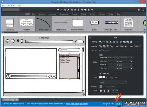 Balsamiq Mockups 3.5 Mac Free Download