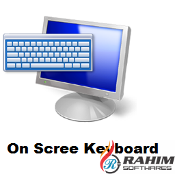 On-Screen Keyboard Portable Free Download