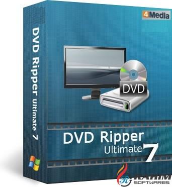 4Media DVD Ripper Ultimate 7.8.21 Free Download