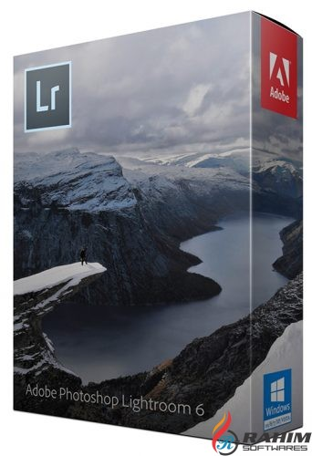 Adobe Photoshop Lightroom CC 6.13 Portable Free Download
