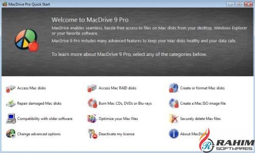 MacDrive Pro 9.3.2.6 Free Download