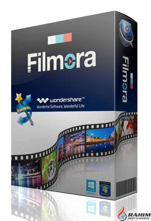 Wondershare Filmora 8 Portable Free Download