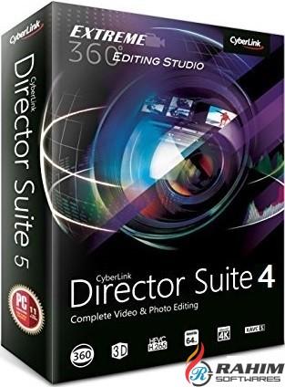 CyberLink Director Suite 4 Free Download
