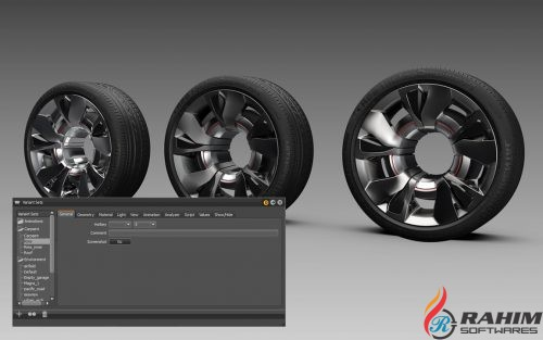 Autodesk VRED Presenter 2017 Free Download