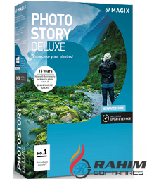 MAGIX Photostory 2018 Deluxe 17 Free Download
