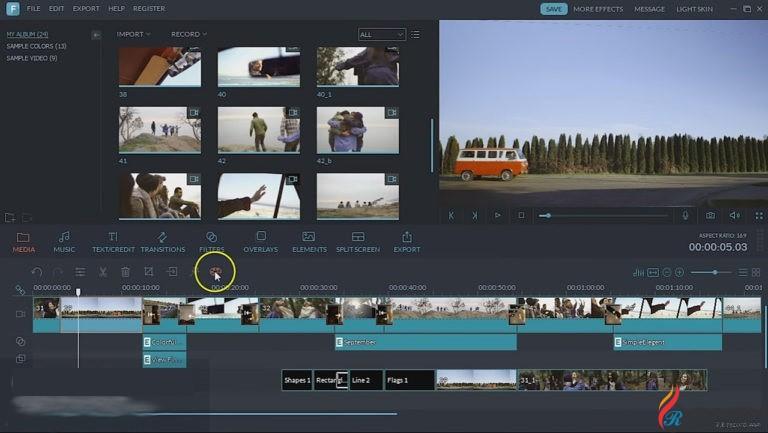 Filmora Block Buster Effect Pack Free Download