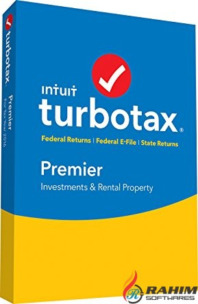 TurboTax Premier 2017 Mac Free Download