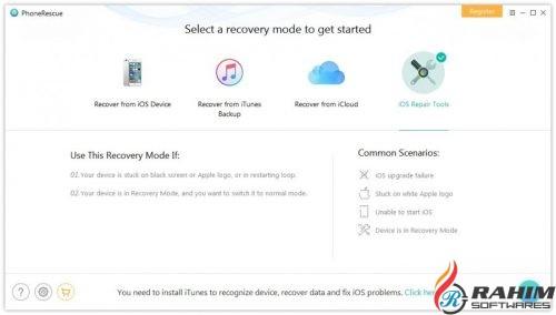 PhoneRescue 3.4.3 Free Download
