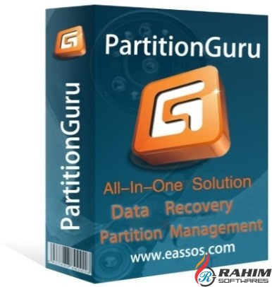 PartitionGuru Pro 4.9.5 Portable Free Download