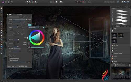 Serif Affinity Photo 1.6.0.89 Mac Free Download