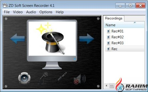ZD Soft Screen Recorder 11.1.1 Free Download
