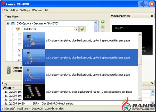 VSO ConvertXtoDVD 7 Portable Free Download