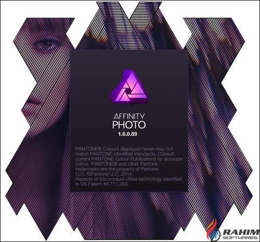 Serif Affinity Photo 1.6.0.89 Free Download
