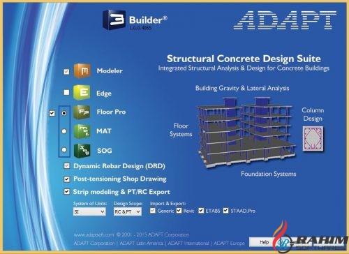 ADAPT Builder 2012 Free Download