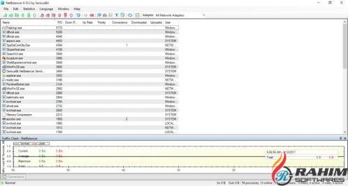 NetBalancer 9.10.3 Free Download