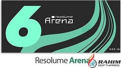 Resolume Arena 6.0.1 Free Download