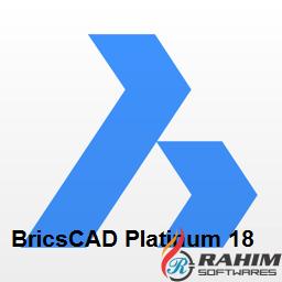 BricsCAD Platinum 18 Free Download