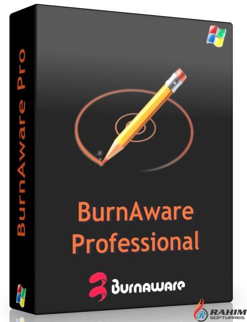 BurnAware Professional 10.7 Free Download