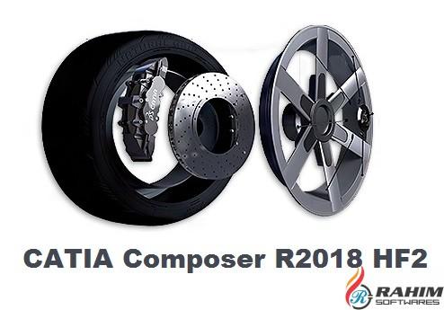 CATIA Composer R2018 HF2 Free Download