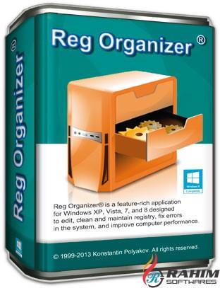 Reg Organizer 8.02 Free Download