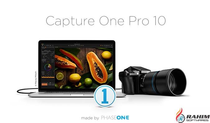 Capture One Pro 10 rahim soft