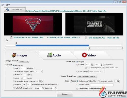 VideoDetach Pro 1.2.9 Free Download