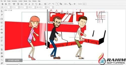 CrazyTalk Animator 3.21.2329.1 Pipeline Free Download