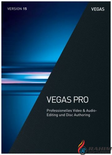 MAGIX VEGAS Pro 15 Portable Free Download