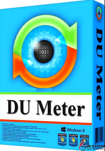 DU Meter 7.24 Build 4765 Multilingual Free Download