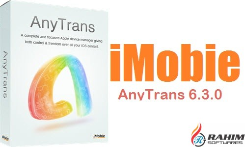 iMobie AnyTrans 6.3 Free Download