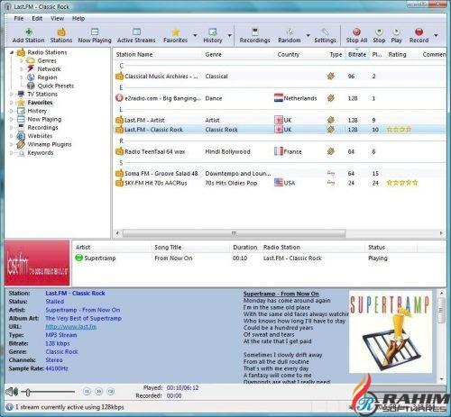 RarmaRadio 2.71 Free Download