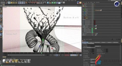 RealFlow Cinema 4D 2.0.1 For Mac free Download