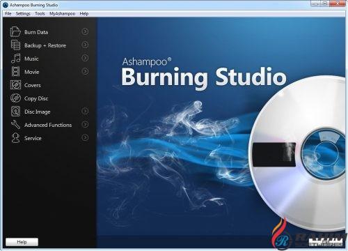 Ashampoo Burning Studio 2015 Free Download