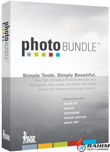 Alien Skin Software Photo Bundle Collection 2018 Pc Download
