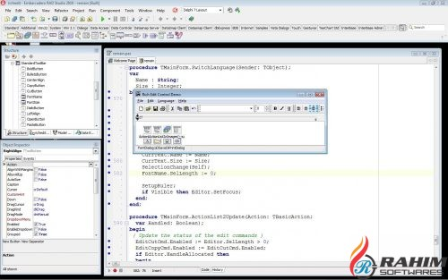 Delphi 10.2.2 Free Download