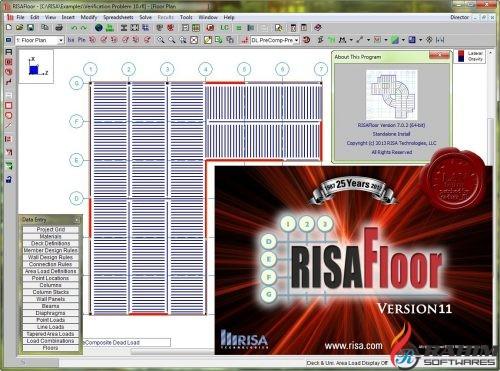 RISA Floor 7.0.2 Free Download