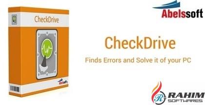 Abelssoft CheckDrive 2018 Free Download