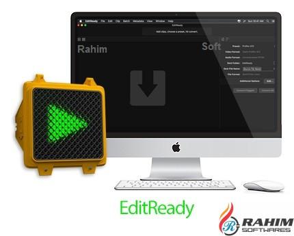 EditReady Mac 2.1.5 Free Download