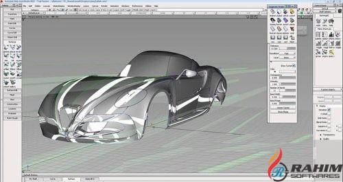 Autodesk Alias Design 2018 Mac Free Download