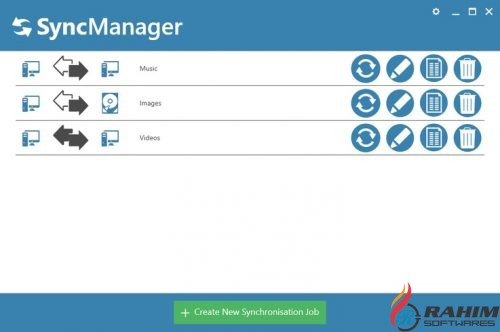Abelssoft SyncManager Pro 2018 18.11 Free Download
