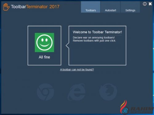 Abelssoft ToolbarTerminator 2018 Free Download